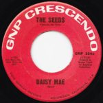"""Daisy Mae"" by The Seeds, 1965 7"" single b-side [discogs.com]"