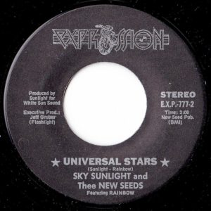 Expression-777-picsleeve-Universal-Stars-vinyl