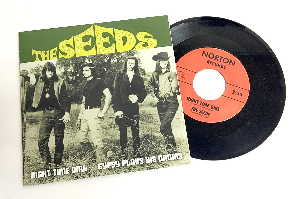 seeds-night-time-girl-norton-record-and-sleeve